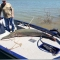 Atrapan pez prehistórico de 77 kilos en un lago de EE.UU.