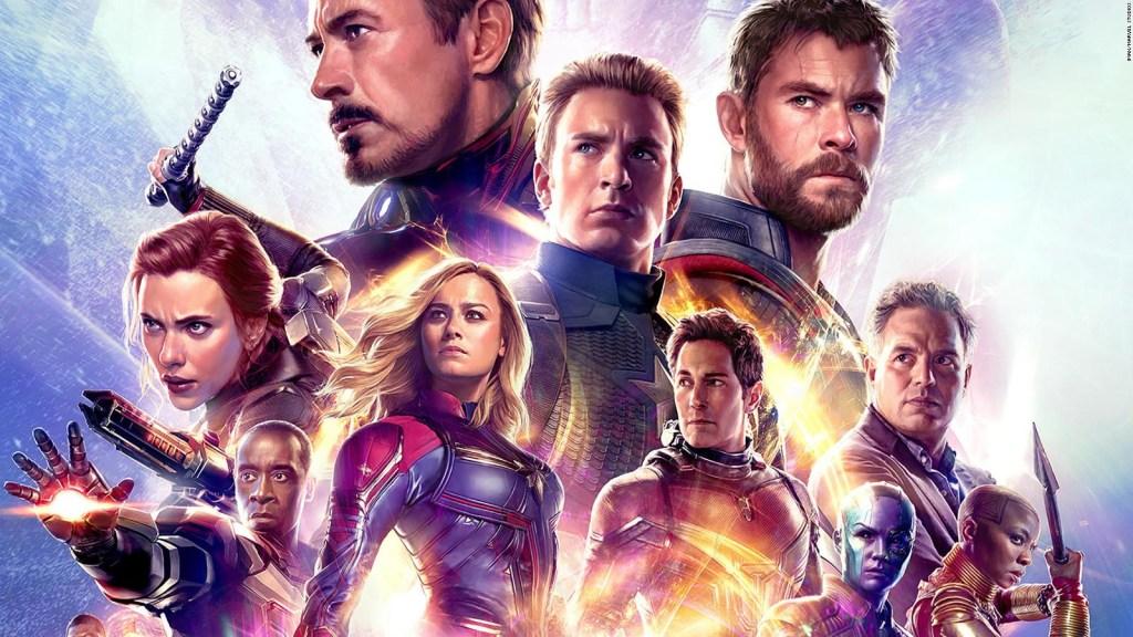 """#CifraDelDía: """"Avengers Endgame"""" alcanza los US$ 60 millones y rompe récords históricos"""