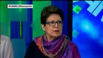 """Mariella Brandon: """"Los donantes son unos héroes"""""""