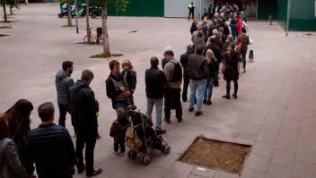 España: una jornada con alta participación en elecciones