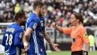 Mujer árbitro rompe la barrera del género en la Ligue 1