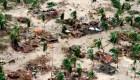 Crece la cifra de muertos por ciclón en Mozambique