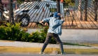 Incidentes en la base aérea La Carlota en Caracas