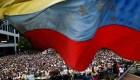 López Obrador pide una solución pacífica para Venezuela