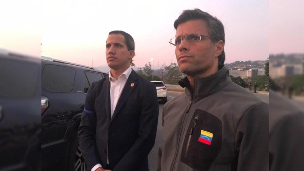 Leopoldo López: acusado, preso y ahora liberado