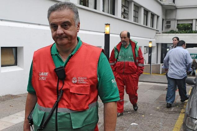 Alberto Crescenti director del SAME
