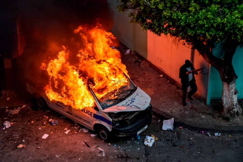 Argelia.protestas
