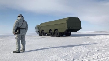 ártico, Rusia, Base militar