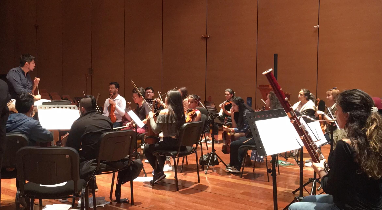 Orquesta A la Colombiana venezolanos colombianos proyecto ser humano