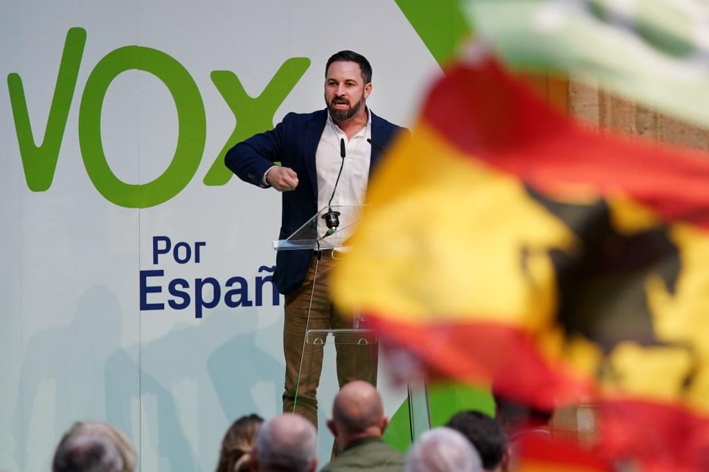 santiago abascal españa vox