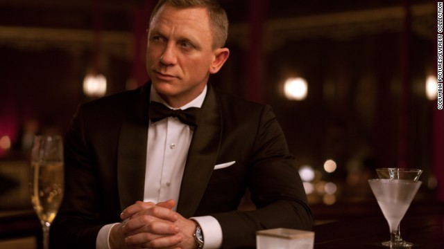 Daniel Craig lesión James Bond