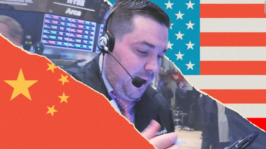 Trump vuelve a amenazar a China y caen los mercados del mundo