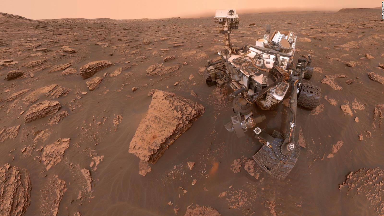 ¿Cómo es la misión de Curiosity en Marte?