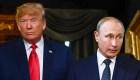 Trump: Putin no está buscando involucrarse en Venezuela