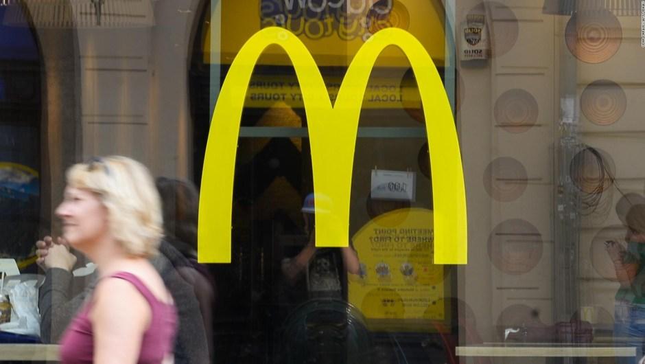 Ciudadanos estadounidenses en Austria podrán recibir ayuda en ... McDonald's