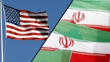 Irán embarcaciones comerciales EE.UU.