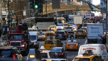 Nueva York textear ilegal