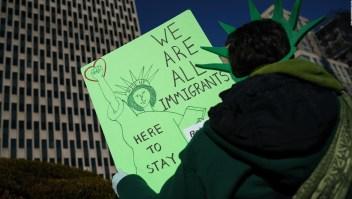 Trump no incluye una solución para los beneficiarios de DACA