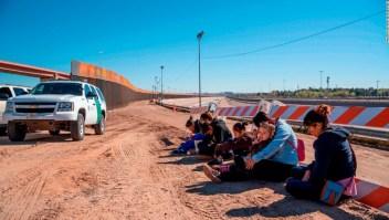 Patrulla Fronteriza inmigrantes asilo Miller