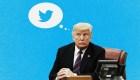 Trump ataca a Irán en Twitter