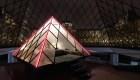 Una noche en el museo de Louvre