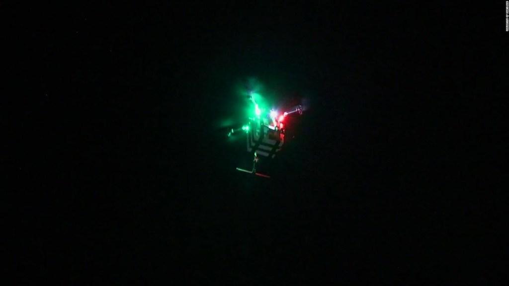Un dron transporta exitosamente un riñón