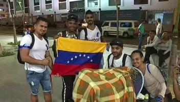 Juan Guaidó recibe el respaldo del Grupo de Lima