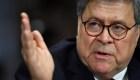 Barr se niega a dar testimonio