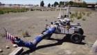Un robot inflable desafía los límites de la tecnología