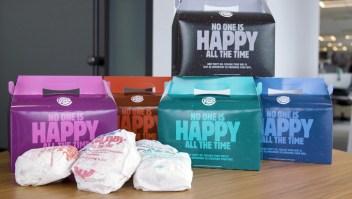 """Burger King dice que """"nadie está feliz todo el tiempo"""""""
