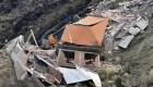 Impactante deslizamiento de tierra en Bolivia