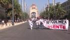 Miles de trabajadores mexicanos conmemoran 1ro de mayo