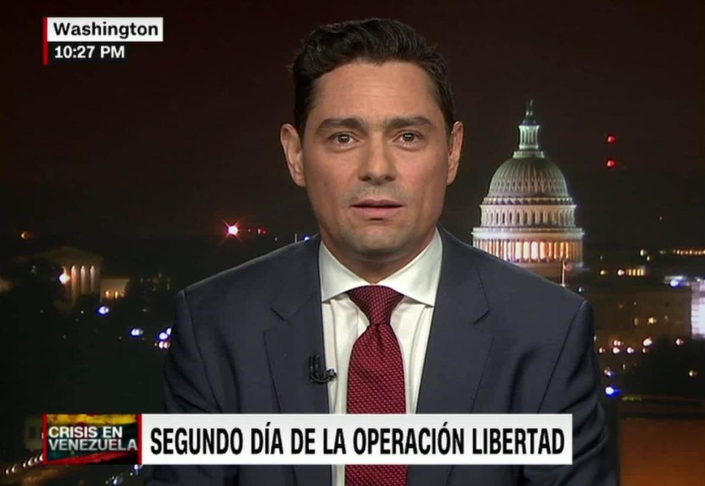 """Vecchio: """"El círculo íntimo de Maduro está negociando su salida"""""""
