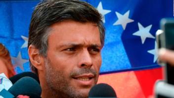 """Leopoldo López: """"El quiebre ha comenzado"""""""