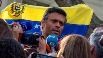 Leopoldo López habló sobre sus conversaciones con militares