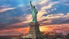 Menos visitantes a la Estatua de la Libertad
