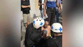 ¿Qué es la Cruz Azul y por qué resultan heridos en las revueltas de Venezuela?