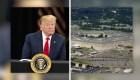 Trump en el Pentágono para buscar solución en Venezuela