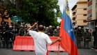 Guaidó busca el apoyo masivo de militares en Venezuela