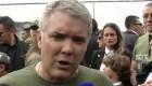 Duque califica de cobarde ataque en Cauca