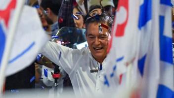 Laurentino Cortizo, virtual ganador de elección presidencial
