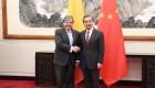 ¿Ingresará Colombia a la ruta de la seda de China?