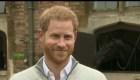 Así sonríe el príncipe Enrique ahora que es papá