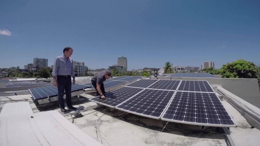 Puerto Rico abraza la energía renovable con nueva ley