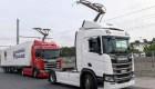 Alemania abre autopista eléctrica para camiones