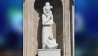 El primer latinoamericano en colocar una escultura en el Vaticano