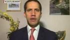 Guaidó se expresa sobre fallas de cálculo del levantamiento cívico-militar