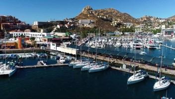 Para dar con el 'el arco' de Los Cabos, debes abordar un barco