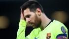 Messi: ¿Responsable por eliminación del Barça?