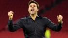 Tottenham a la final: La emoción de Pochettino tras la victoria